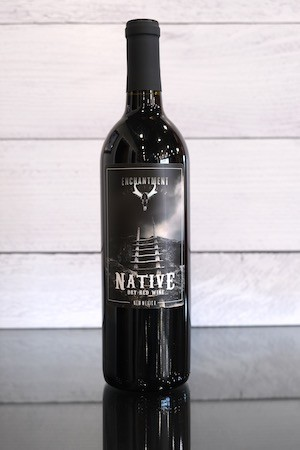 2018 Native Dry Red Blend
