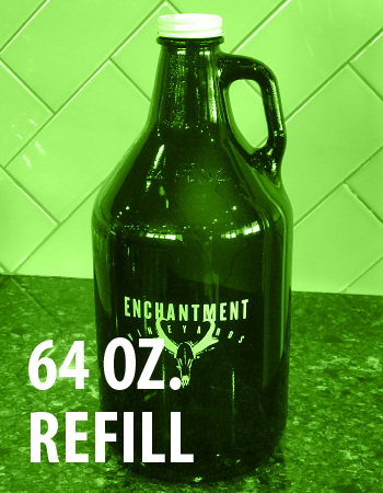 64 oz. Growler (Refill)