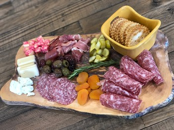 Meat and Cheese Board - Four
