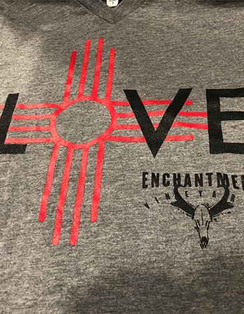 NM Love T-Shirt Image