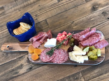 Meat and Cheese Board - Two