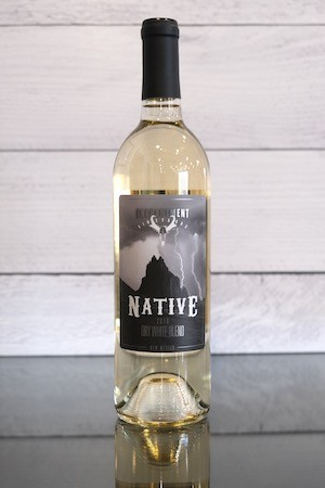 2017 Native White Dry White Blend