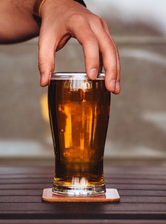 Pint of Beer Image