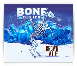 Bone Chiller Brown Ale (6-Pack)