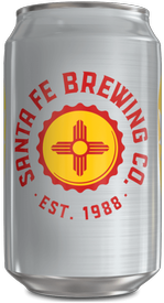 Santa Fe Brewing Pepe Loco Mexican Lager (6-Pack)